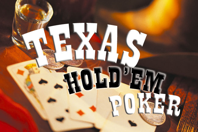 texas holdem on line